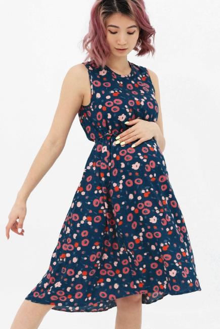 3e52c0e3507 Платье-сарафан для кормящих и беременных