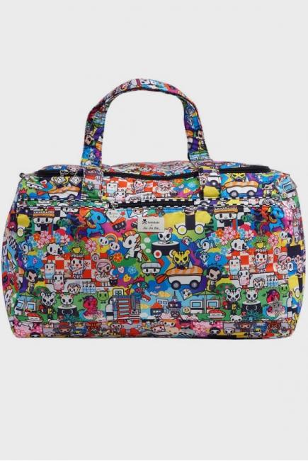 9f71ccbad4f4 Дорожная сумка для мамы Ju-Ju-Be - Super Star, Tokidoki Sushi Cars. Купить  Быстрый просмотр