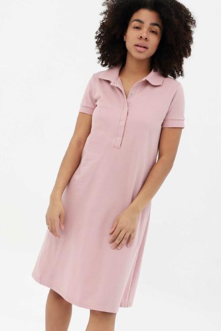 7d0e41d8625 Платье - поло для беременных и кормящих