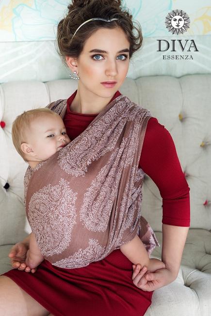 Слинг-шарф Diva Essenza, Moka