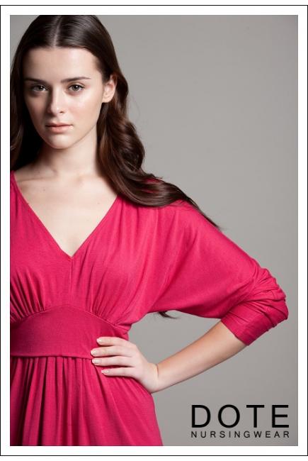 "Платье DOTE ""Gwen"", цвет фуксия"