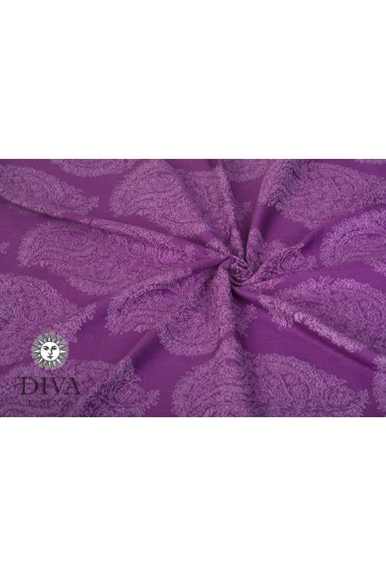 Слинг с кольцами Diva Essenza, Viola Linen