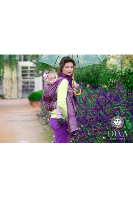 Слинг-шарф Diva Essenza, Lilla