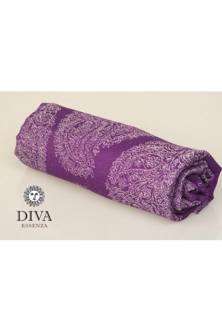 Слинг-шарф Diva Essenza, Viola Linen