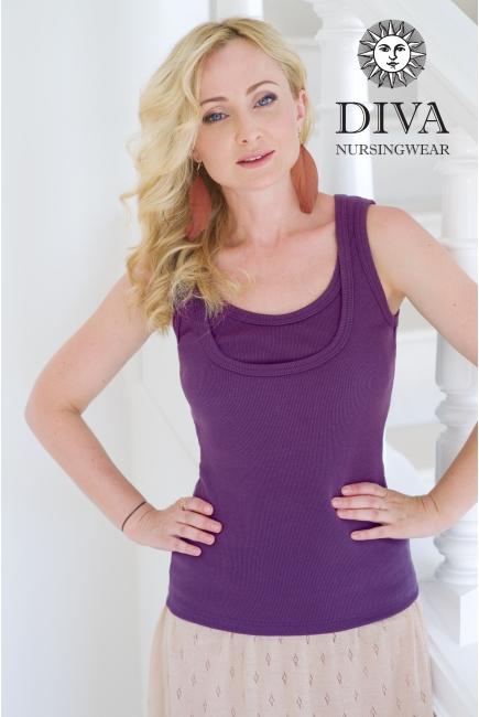 Топ для кормления Diva Nursingwear Eva, цвет Lilla