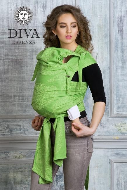 Май-слинг Diva Essenza, Erba