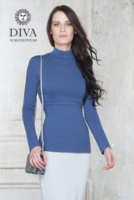 Топ для кормящих Diva Nursingwear Felisa, цвет Infinito
