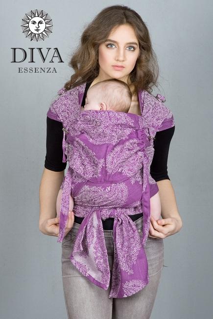 Май-слинг Diva Essenza, Lilla