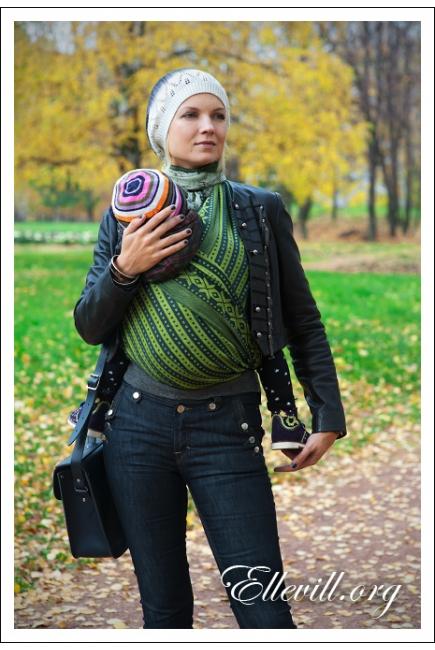 Слинг Ellevill Norwegian Style Ben с шерстью