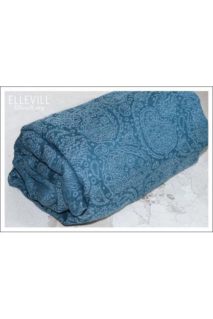 Слинг с кольцами Ellevill Paisley Linen Ink