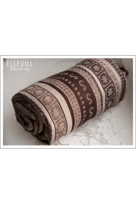 Слинг с кольцами Ellevill Zara Tricolor Sandstorm