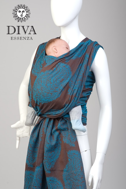 Слинг-шарф Diva Essenza, Libellula
