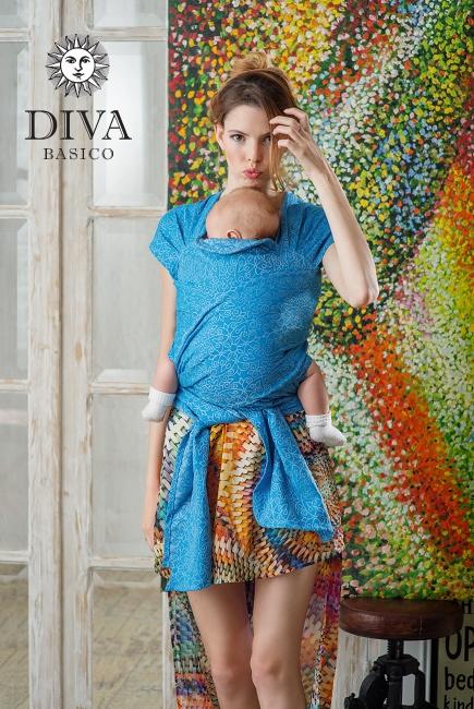 Май-слинг Diva Basico, Oltremare