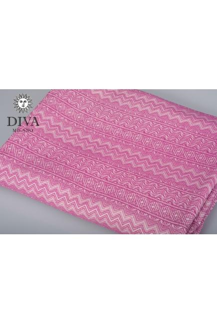 Слинг-шарф Diva Milano, Etna Rosa