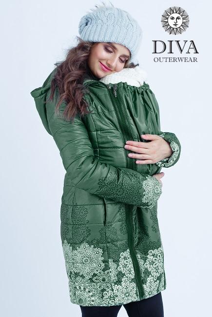 Слингокуртка демисезонная 4 в 1 Diva Outerwear Pino