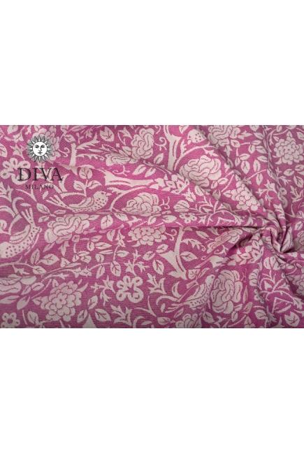 Слинг-шарф Diva Milano, Rose Rosa