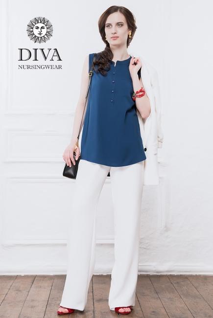 Топ для кормящих и беременных Diva Nursingwear Celia, Notte