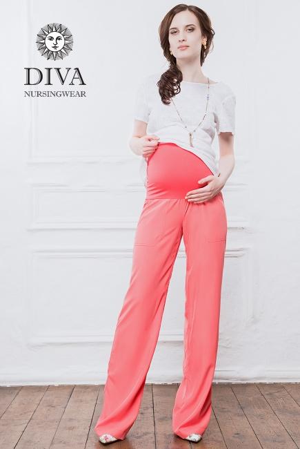 Брюки для беременных и кормящих Diva Nursingwear Deborah, Grano