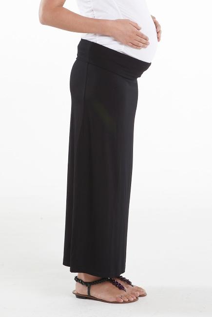 Юбка для беременных и родивших Slim-Fit Maxi Jersey