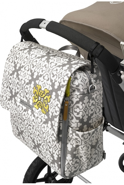 Petunia Boxy Backpack: Breakfast in Berkshire