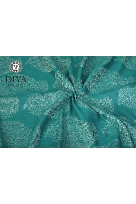 Слинг-шарф Diva Essenza, Smeraldo Linen