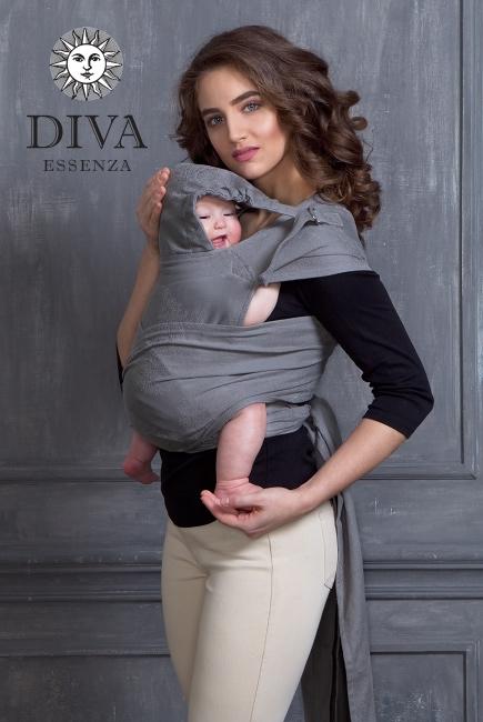 Май-слинг Diva Essenza, Argento