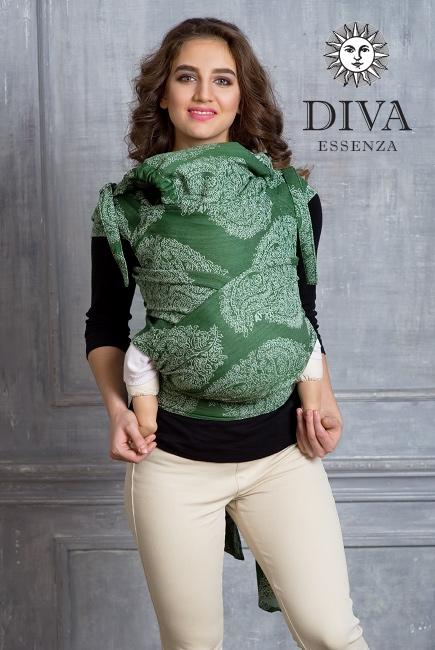 Май-слинг Diva Essenza Pino, размер Toddler
