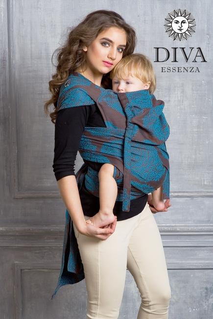 Май-слинг Diva Essenza Libellula, размер Toddler