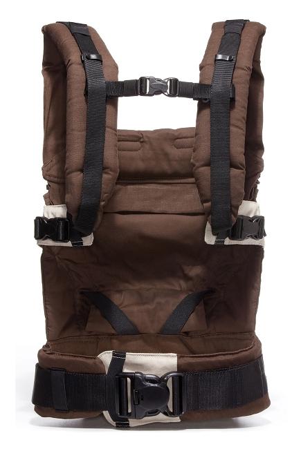 Эрго-рюкзак Manduca, цвет коричневый (brown)