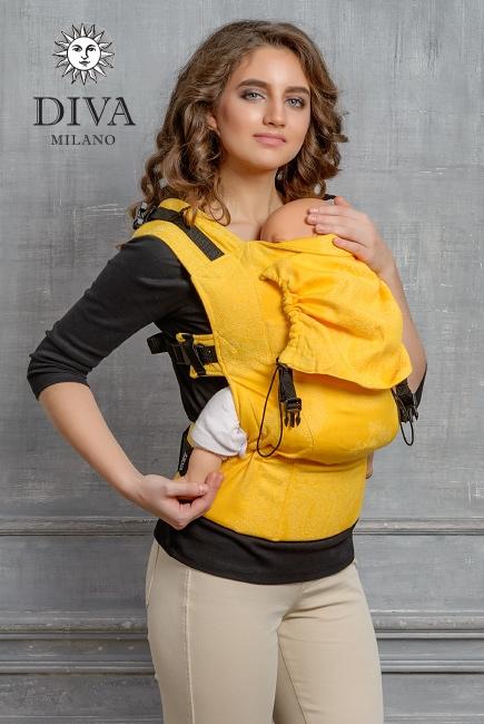 Эрго-рюкзак Diva Essenza Limone