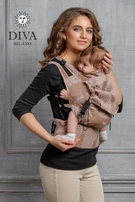 Эрго-рюкзак Diva Essenza Moka