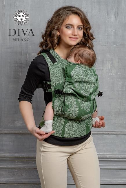 Эрго-рюкзак Diva Essenza Pino
