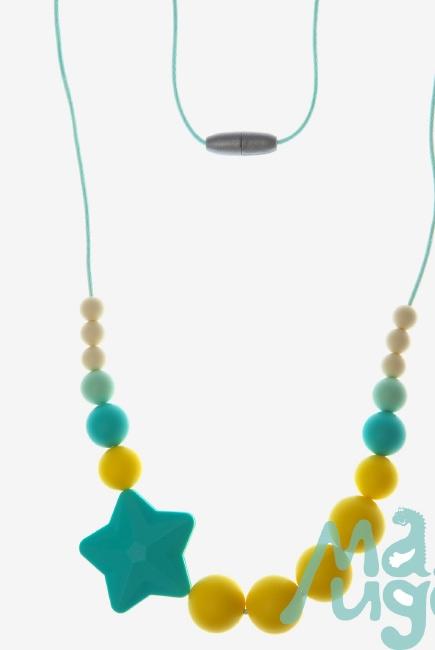 Слингобусы Аврора, бирюзово-желтые