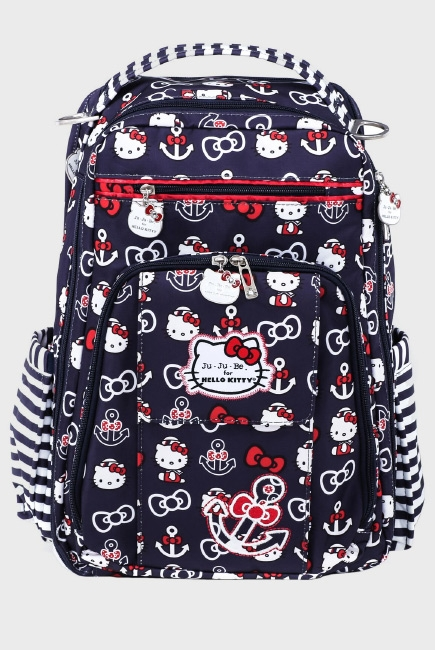 Рюкзак для мамы Ju-Ju-Be - Be Right Back, Hello Kitty Out to Sea