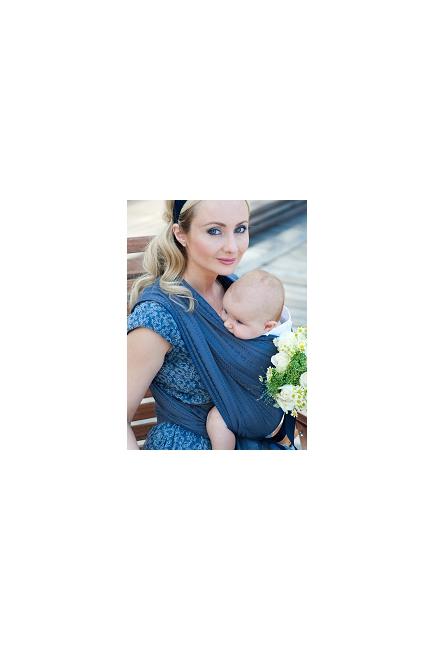 Слинг-шарф Ellevill Caelum Blue с шелком
