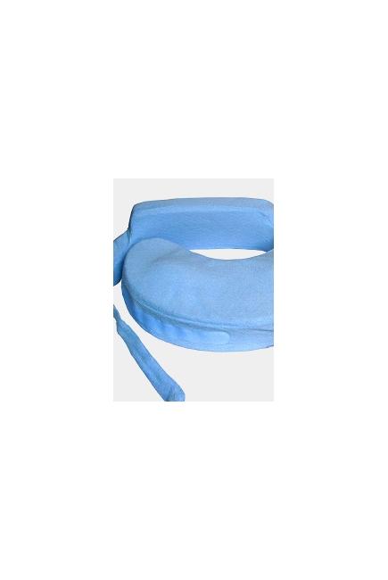 """Подушка для кормления """"Deluxe"""", цвет голубой"""