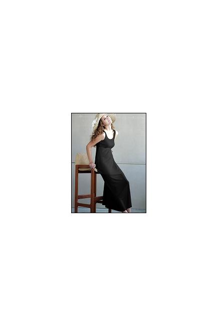 """Платье Mothers en Vogue """"Gaia Dream"""", цвет черный"""
