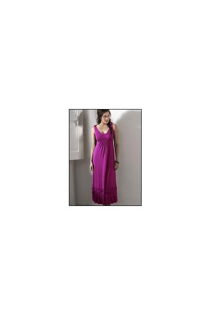 """Платье Mothers en Vogue """"Havanna Maxi"""", цвет """"орхидея"""""""