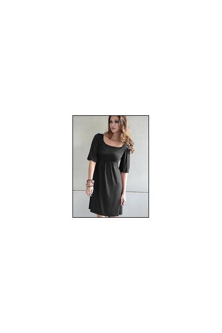 """Платье-туника Mothers en Vogue """"Taryn"""", цвет черный"""