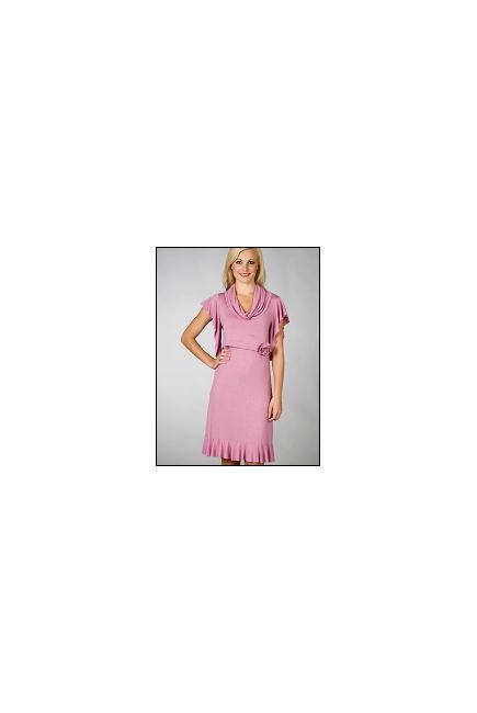 """Платье для кормления MaternaLove """"Rosalind"""", цвет розовый"""