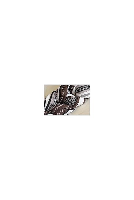 Слинг с кольцами Ellevill Zara Tricolor Brown