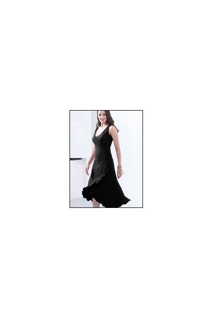 """Платье Mothers en Vogue """"Flamenco"""", цвет черный"""