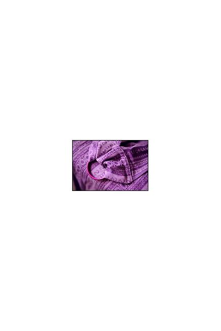 Слинг с кольцами Ellevill Zara Purple