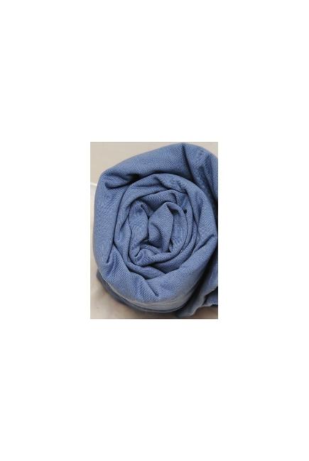 Слинг-шарф Ellevill Air Blue трикотажный, цвет голубой
