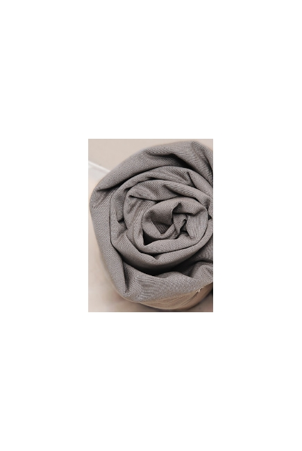 Слинг-шарф Ellevill Air Grey трикотажный, цвет серый