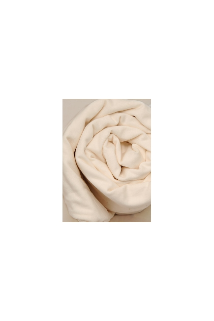 Слинг-шарф Ellevill Air White трикотажный, цвет кремовый