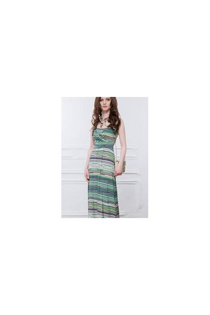 Сарафан для кормящих и беременных Diva Nursingwear Alba Maxi, Kiwi