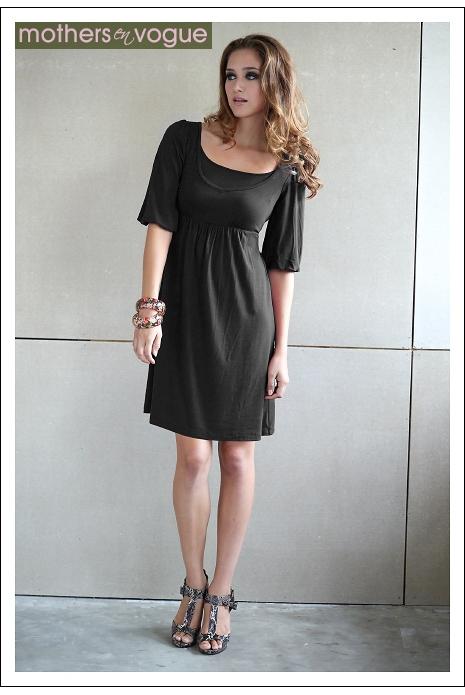 f57ece864189 Платье-туника Mothers en Vogue