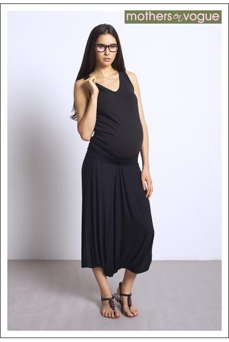 7747dd7b978e Арабские штаны-комбинезон Mothers en Vogue, цвет черный - купить ...