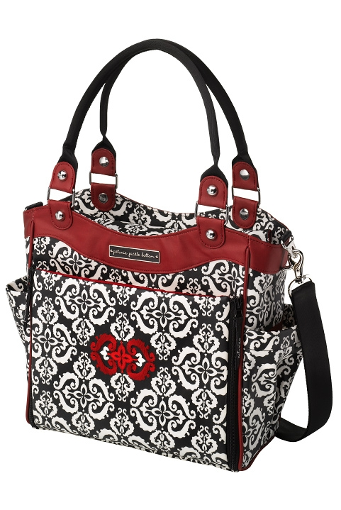 a7f5cb51762d Сумка для мамы Petunia City Carryall: Frolicking in Fez - купить ...